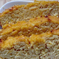 Lemon, Honey & Ginger Loaf - Grain & Gluten Free, LCHF