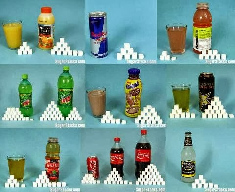 sugar-stacks - sugar drinks
