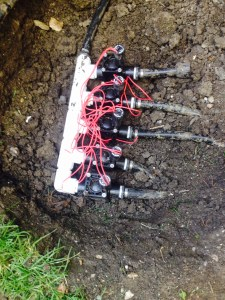 irrigation system installation and maintenance