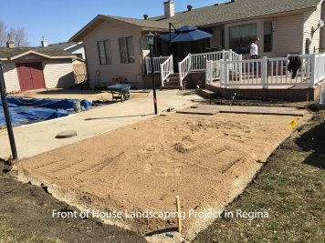 front_of_house_landscaping_project2_Regina05182018