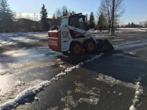 ice removal in Regina