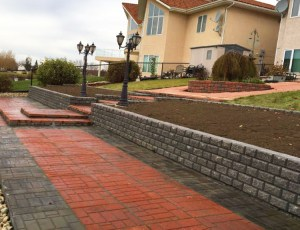 retaining walls in Regina