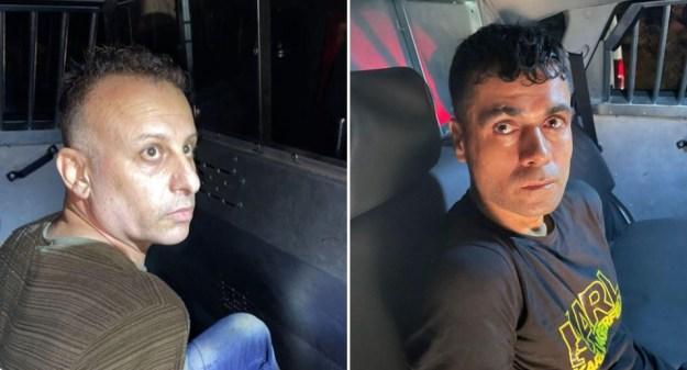 Dos de los prisioneros palestinos que escaparon de la cárcel israelí de alta seguridad fueron capturados