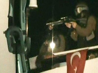 Passengers on the Mavi Marmara were attacked by heavily armed Israeli commandos.