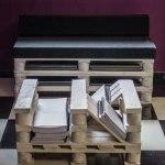 decoracion-mesa y sofa, muebles con palets