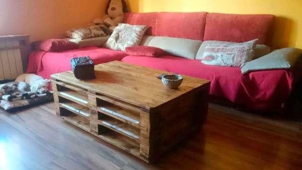 mesa de centro, elevable