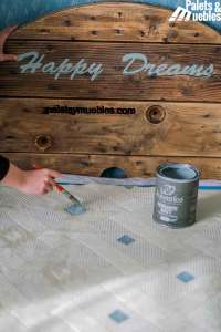 dormitorio con palets sevilla