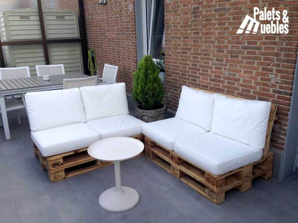 chill-out de madera