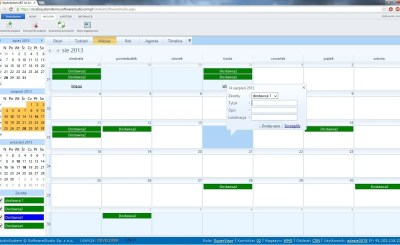 FireFox program scheduler