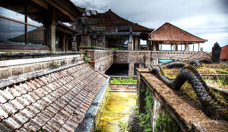 Tempat Terangker Di Bali