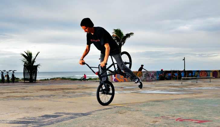 Trik BMX Untuk Pemula