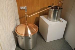 30 literes szimpla falú pálinkafőző 1