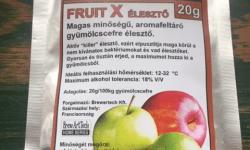 Distilla Fruit X élesztő