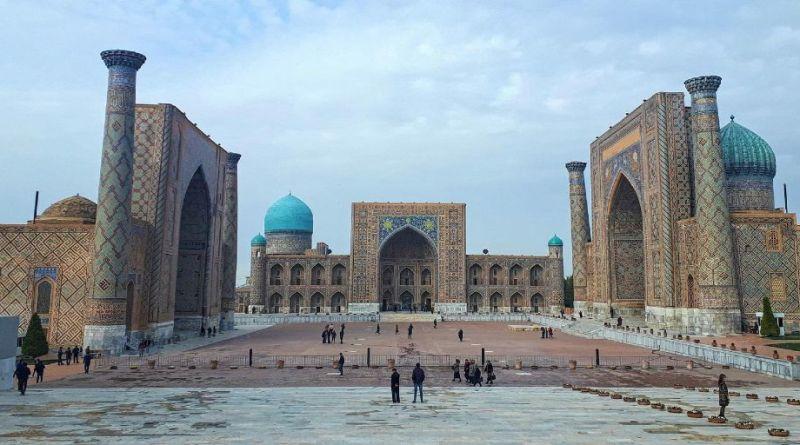 Destination Unknown: Uzbekistan