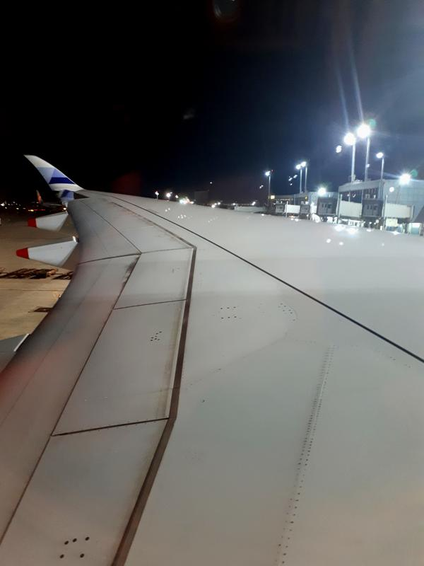 china airlines a350 wing