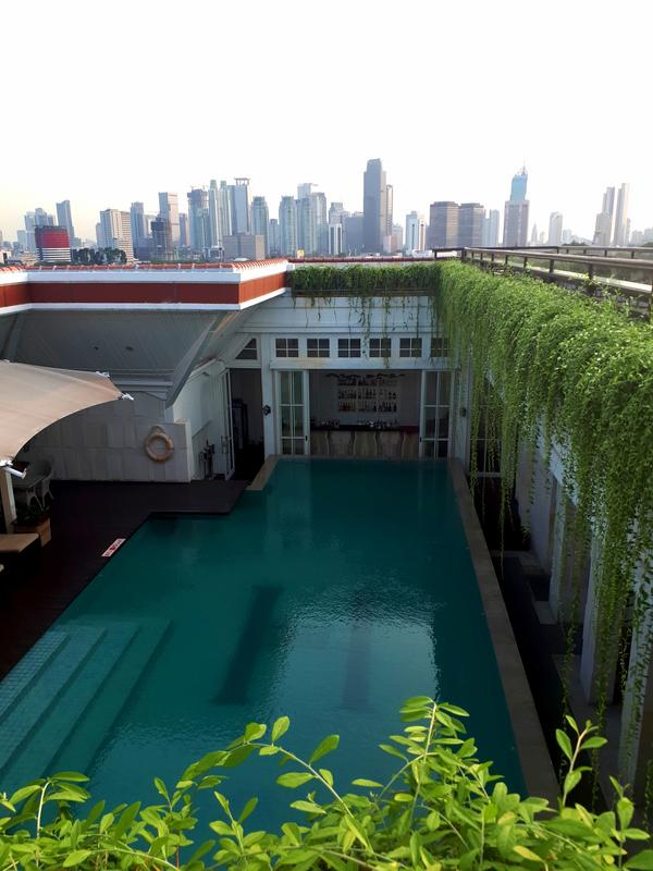 hermitage pool