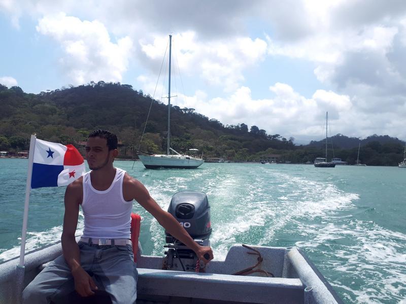 isla mamay boat