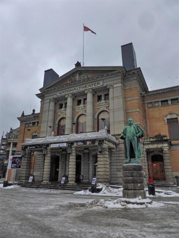 oslo theatre