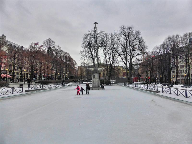 ice rink oslo norway