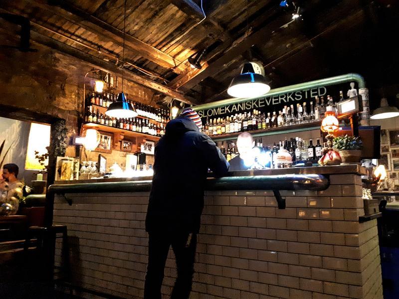 oslo pub Mekaniske Verksted
