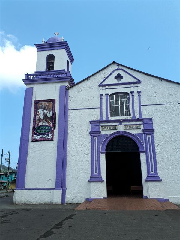 Iglesia de San Felipe portobelo