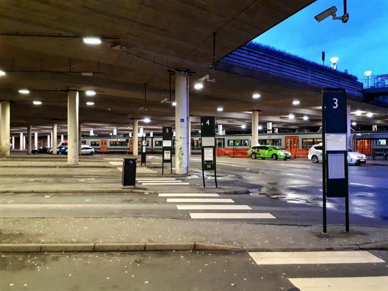 stavanger bus station
