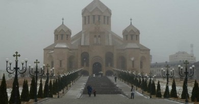 armenia yerevan church