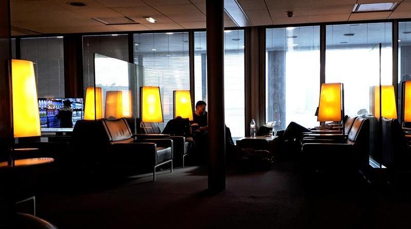 cdg charles de gaulle terminal 2c salon paris business class lounge