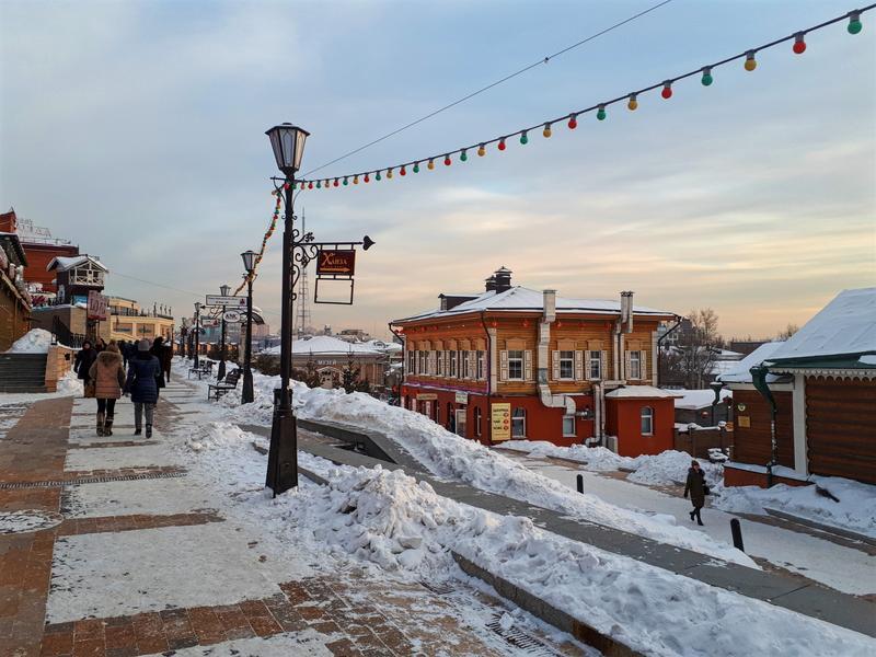irkutsk arbat trip report guide winter