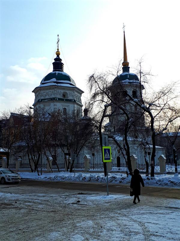 orthodox church irkutsk