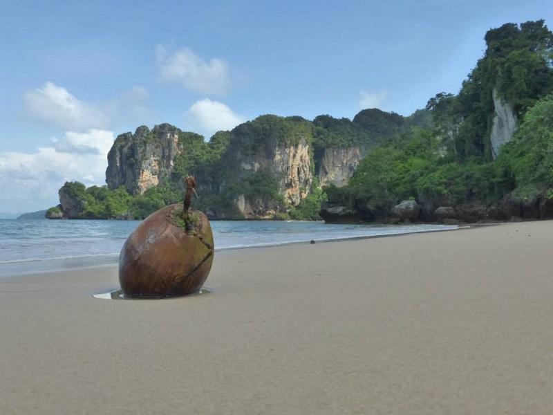 railay beach thailand krabi