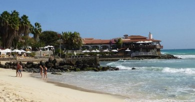 sal beach cape verde cheap flight deal