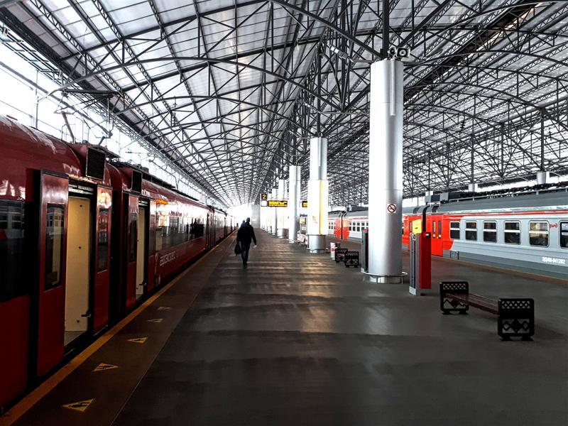 sheremetyevo airport express aeroexpress train
