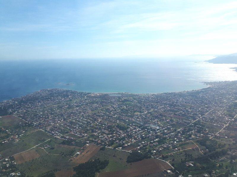aegean view town greece