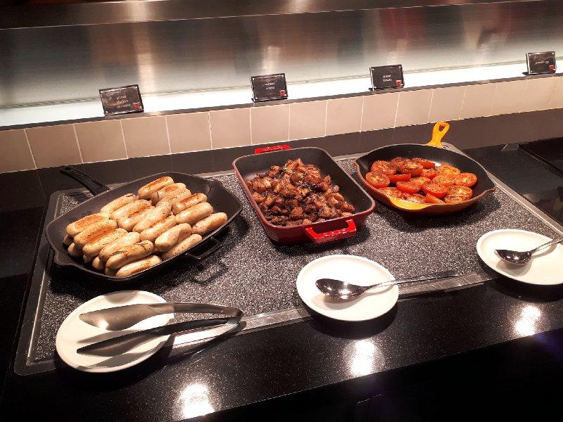 breakfast buffet citizenm