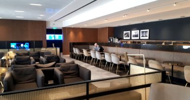 goldair handling lounge athens review