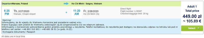 lot waw sgn saigon last minute vietnam