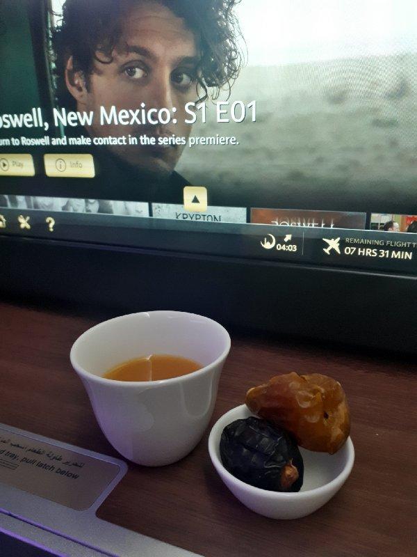 dates arabic coffee