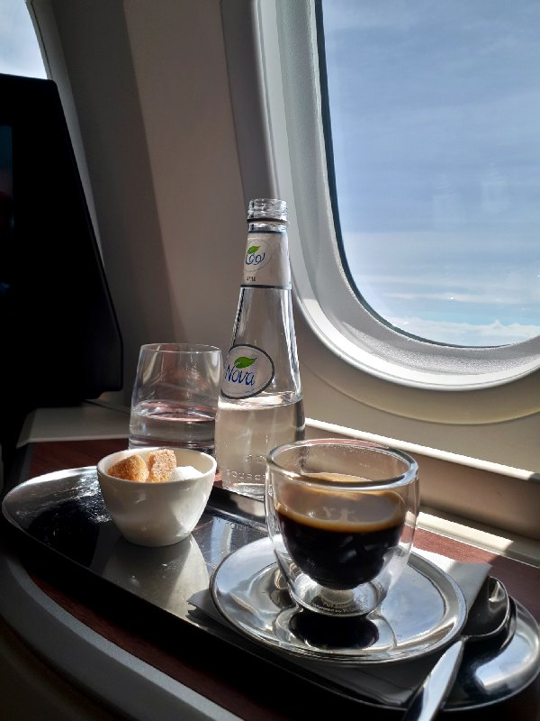 saudia coffee espresso