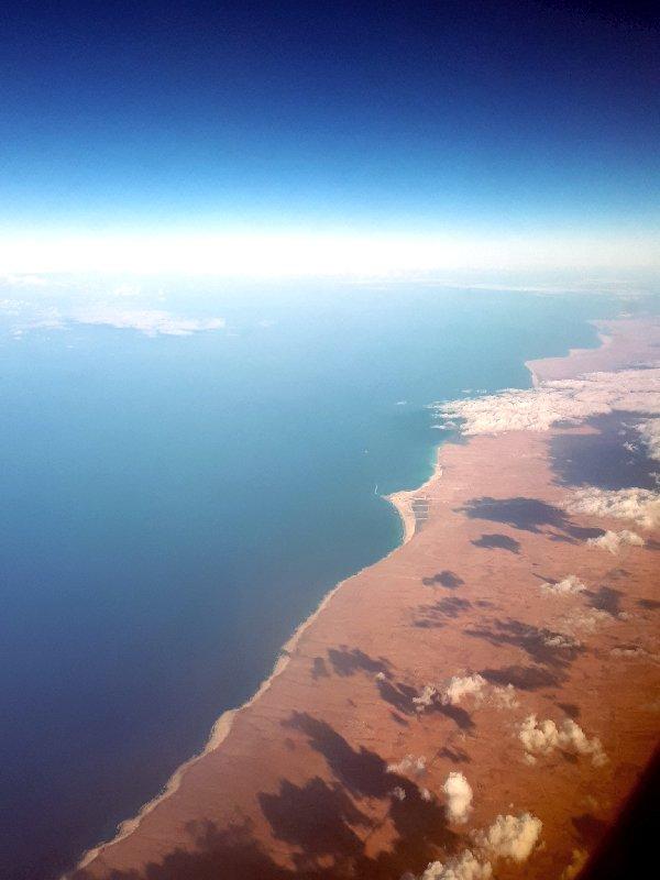 saudia egypt view
