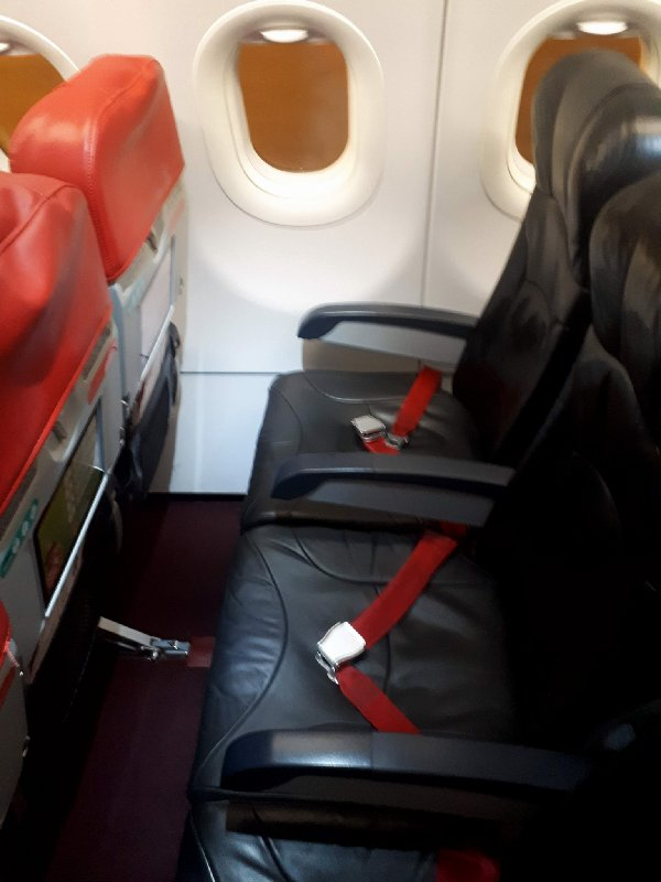 air asia review seats