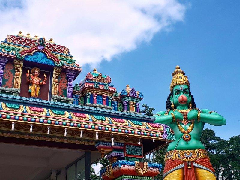 batu hindu temple