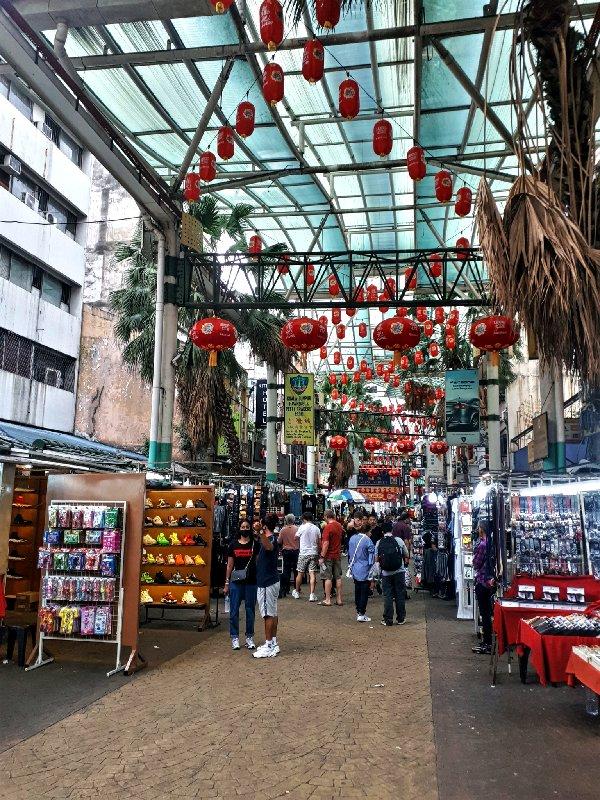 petaling treet chinatown kl