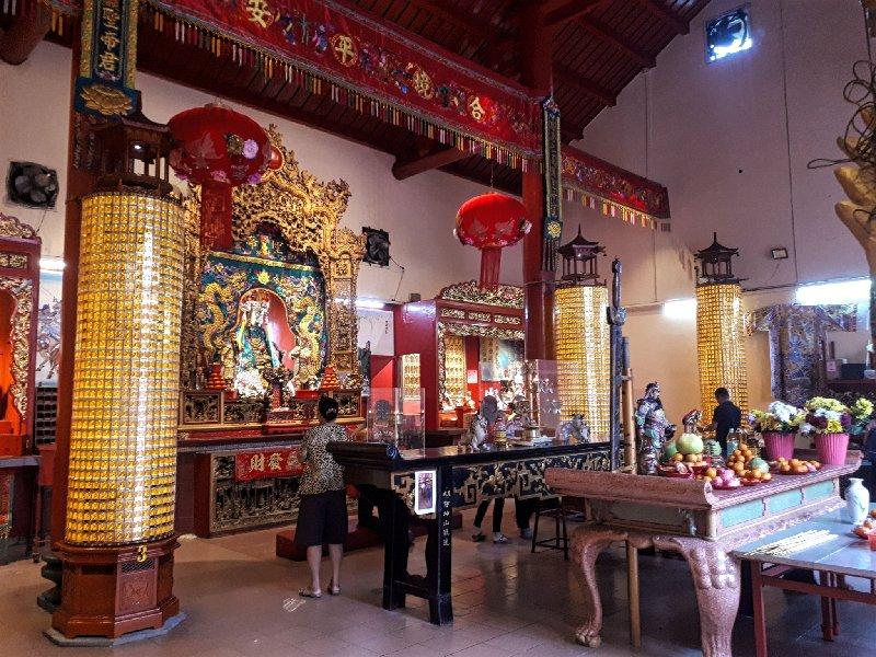 guan di chinese temple