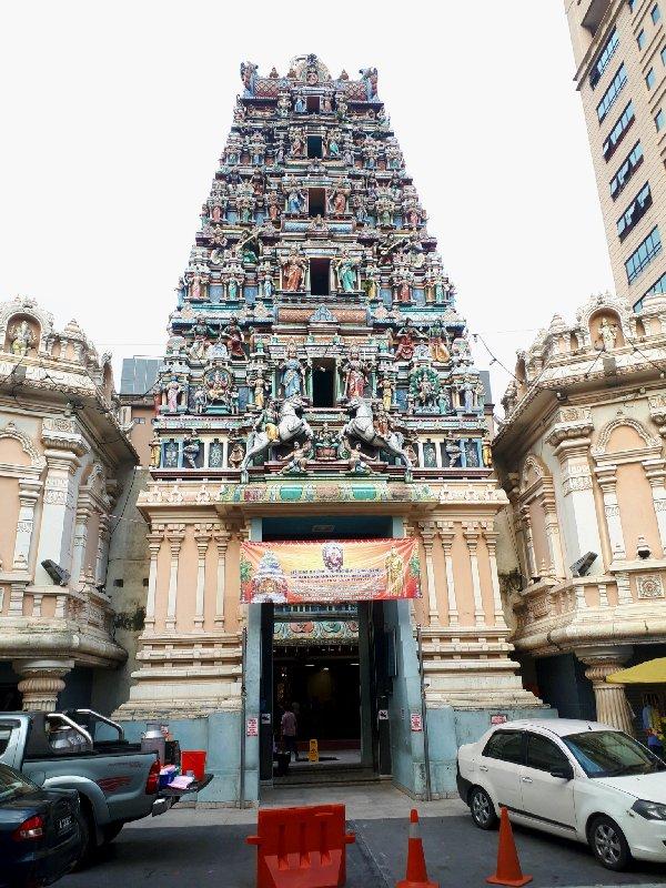 hindu temple kl