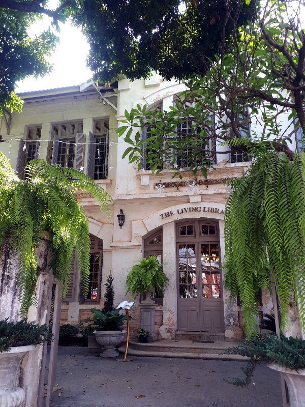 living library vientiane