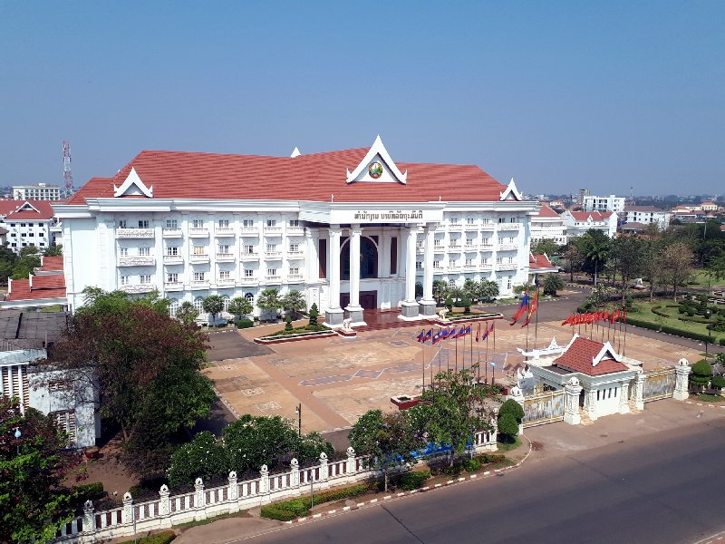 Office of the Prime Minister laos