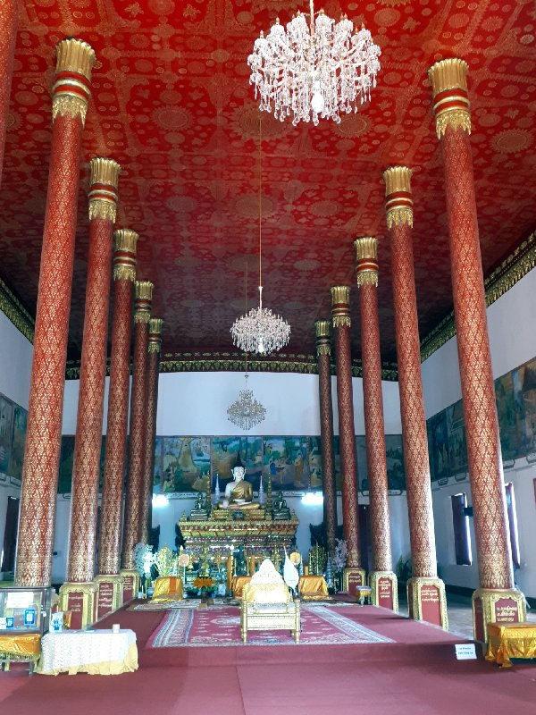 vientiane pha that luang trip report