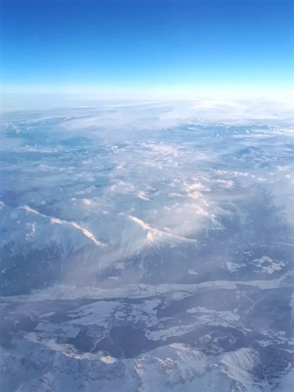 view alps tarom paris bucharest