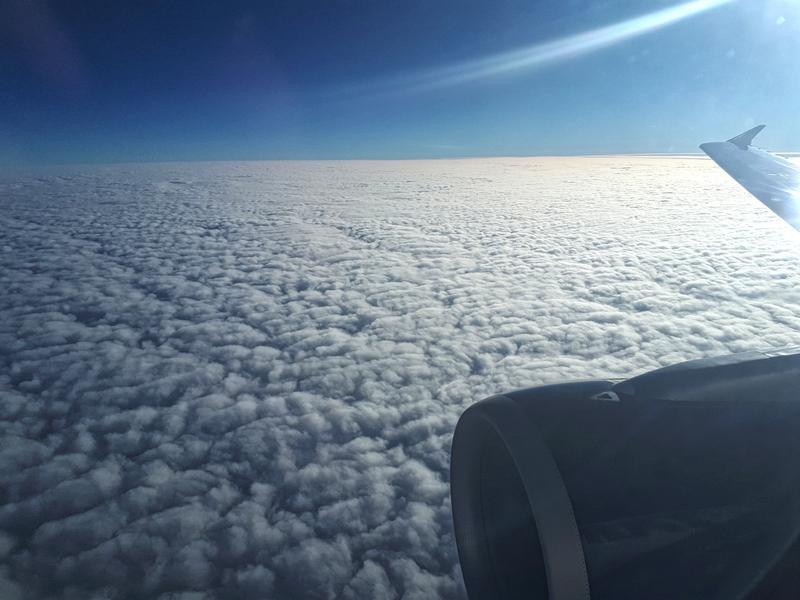 clouds tarom cruising altitude